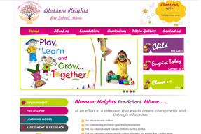 blossom heights mhow