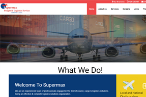 Supermax Freight And Logistics Services