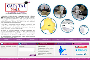 Capital Mail Courier Services