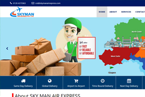Sky Man Air Express