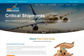 Fast track cargo